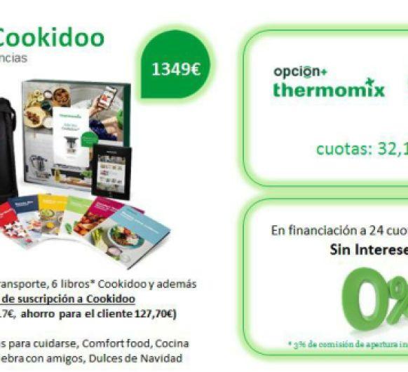 #yomequedoencasa pero no sin un Thermomix®