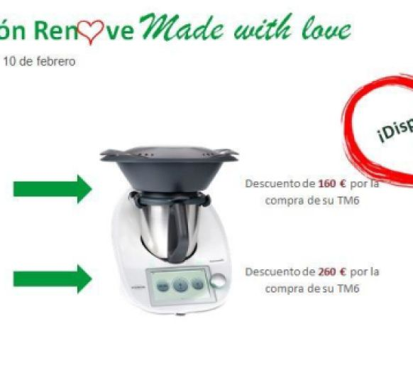 PLAN RENOVE ''Made With Love''