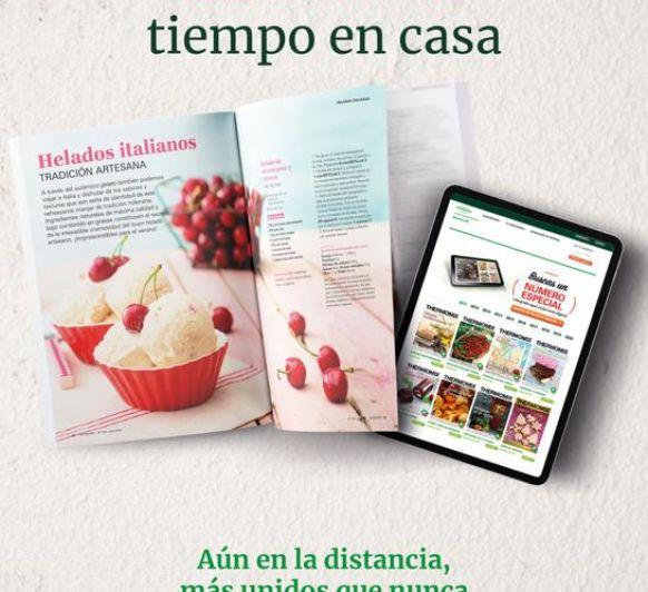 Revista Thermomix® Magazine: acceso gratuito